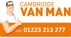 Cambridge van man:
